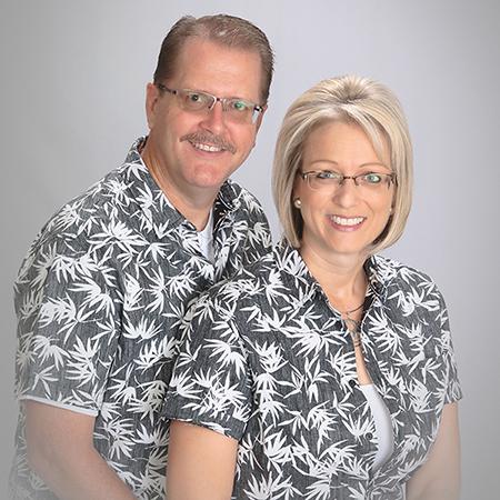 Grant and Carol Gary