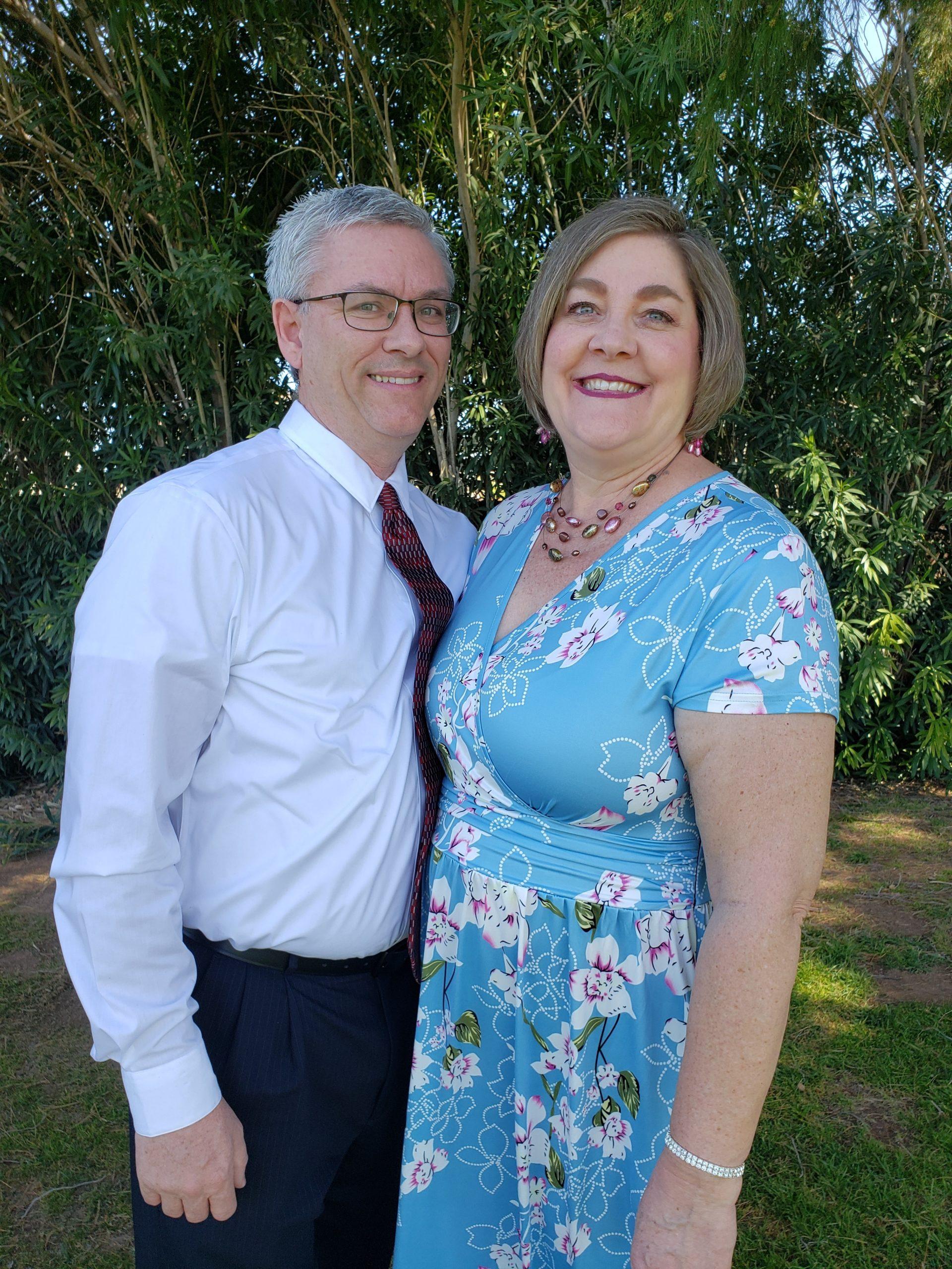 Randy and Janice Ryschon