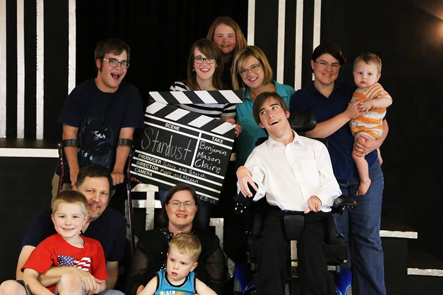 Family Footlights: The Shrader Family